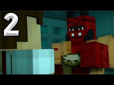 Minecraft Story Mode Season 2 Episode 3 – MUSH ROOM CELL BLOCK!! (2)