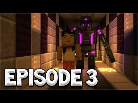 Minecraft Story Mode: Season 2 – EPISODE 3 – OFFICIAL GAMEPLAY! Jailhouse Block!