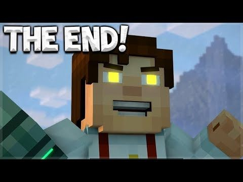 Minecraft Story Mode Season 2 Episode 3 – THE PRISON ESCAPE!! (4) THE END!!