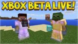 Minecraft Xbox BETA – 1.2 Update Exploring NEW Worlds! (Better Together Update)