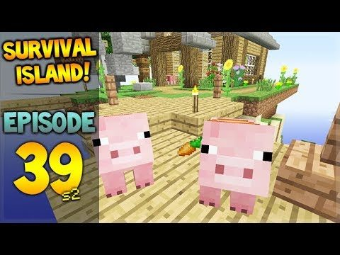 Minecraft Xbox – Survival Island – The Great Race! Episode 39
