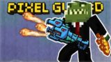THE 3 HEADED HYDRA DRAGON OF FIRE!!! Pixel Gun 3D