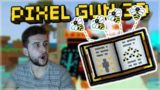 THE BOOK OF BEES SPELL MAX LEVEL IS UNSTOPPABLE!! Pixel Gun 3D