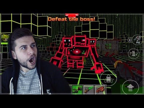 THE HARDEST BATTLE IN GAME! 3 HEADED BUG BOSS! Pixel Gun 3D
