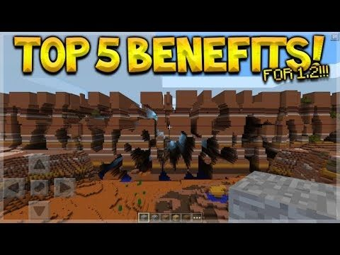 THE TOP 5 BENEFITS OF THE NEW MINECRAFT 1.2 VERSION FOR CONSOLE PLAYERS