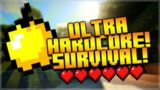 Minecraft: 1.12.2 Ultra Hardcore Survival – HALF HEART HERO! (EP.3)