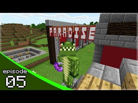 Minecraft Bedrock – Soldier Adventures Season 3 – The Great Wall Of Subs Episode 5