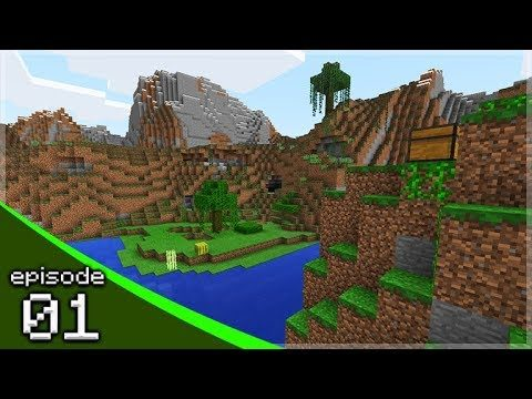 Minecraft Bedrock – Soldier Adventures Season 3 – A WHOLE New World Episode 1