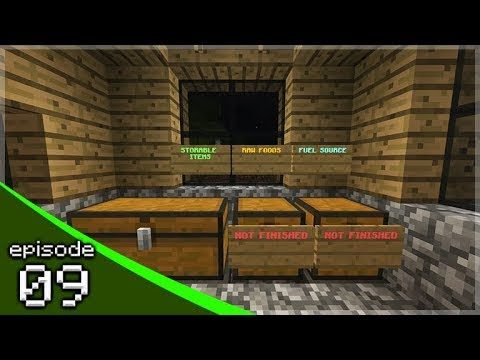 Minecraft Bedrock – Soldier Adventures Season 3 – Auto Chest Sorter Episode 9