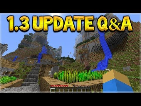 Minecraft Bedrock – UPDATE 1.3 Spectator Mode & Amplified Worlds Q&A