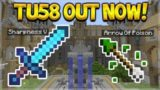 Minecraft Console Edition – NEW TITLE UPDATE 58 Custom Mini-Games Added & Stranger Things