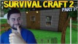 SurvivalCraft 2 – THE TRAPS WORKED!! & HOME IMPROVEMENTS! Let's Play (7)