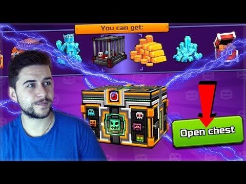 THE UNLUCKIEST SUPER CHEST OPENING EVER! & BASTION LAUNCHER!! Pixel Gun 3D