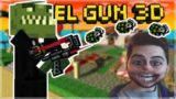 THIS WEAPON IS SOOO MUCH FUN!! BOMBER SLINGER Pixel Gun 3D