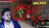 WAIT WHAT IS HE HACKING!!! THE EPIC INVADER PRIMARY WEAPON Pixel Gun 3D