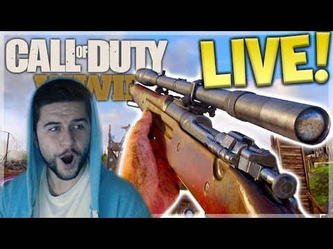 Call of Duty: WWII – FIRST EXPERIENCE GRINDING PRESTIGE'S! (Multiplayer Battles!)