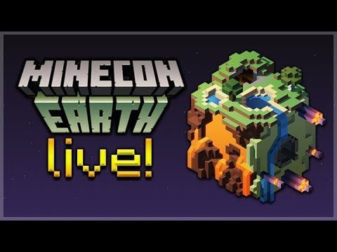 LIVE MINECON EARTH 2017 – NEW UPDATES, NEW MOBS & NEW FEATURES (FULL SHOW)