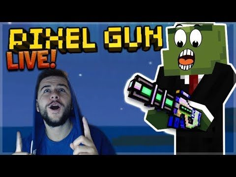 [LIVE] TEAM BATTLES WITH SUBSCRIBERS! & 1v1 DUELS! Pixel Gun 3D