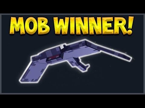 MINECON EARTH 2017 MOB WINNER, WAS IT THE RIGHT CHOICE?