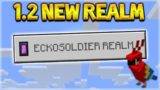 Minecraft 1.2 SURVIVAL REALMS – FRESH New Start! (Better Together Update)