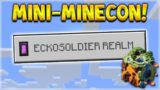 Minecraft 1.2 SURVIVAL REALMS – Mini-Minecon Earth! (Better Together Update)
