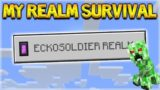 Minecraft 1.2 SURVIVAL REALMS – The Mountain Home (Better Together Update)