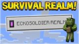 Minecraft 1.2 SURVIVAL REALMS – The NEW Home! (Better Together Update)