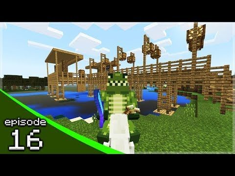 Minecraft Bedrock – Soldier Adventures Season 3 – The Enchanter Episode 16
