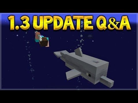 Minecraft Bedrock – UPDATE 1.3 Release Date & More Mobs Coming Q&A (Better Together Update)