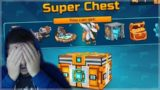OMG! THE WORST SUPER LOTTERY CHEST OPENING EVER!!! Pixel Gun 3D