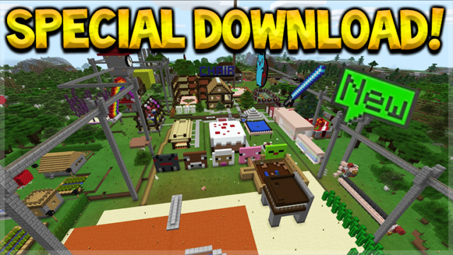 DOWNLOAD MY MOST SPECIAL OF SERIES WORLDS! Soldier Adventures S2, Under Ground Survival + More!
