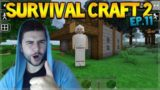 Survival Craft 2 – WE UPGRADED THE HOUSE & FARM DESIGN! Let's Play (11)