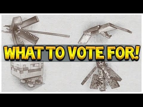 WHAT MOB SHOULD YOU VOTE FOR AND WHY!?!?