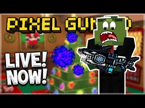 LIVE NOW! CHRISTMAS SPECIAL BATTLES WITH SUBSCRIBERS! | PIXEL GUN 3D