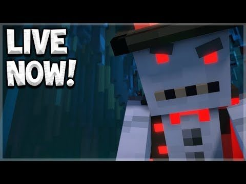 [LIVE NOW] Minecraft Story Mode: Season 2 – EPISODE 5 – Killing The Admin! Full Play-through