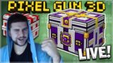 LIVE NOW! – OPENING EVENT CHESTS LIVE & SUBSCRIBER BATTLES | Pixel Gun 3D