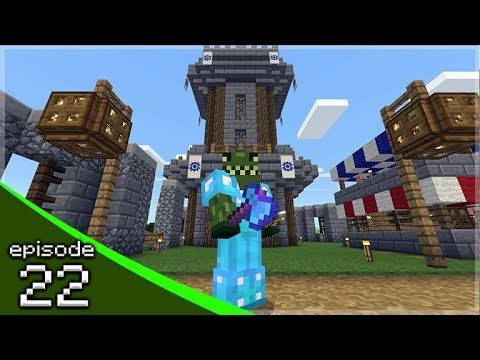 Minecraft Bedrock – Soldier Adventures Season 3 – The GREAT Farm! Episode 22