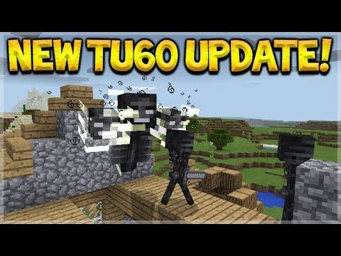 Minecraft Console Edition – NEW Title Update 60 SURVIVAL UPDATE! Released Next Week!!