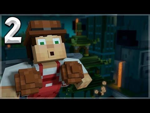 Minecraft Story Mode: Season 2 – EPISODE 5 – THE ADMINS SHOW JESSECON! (2)