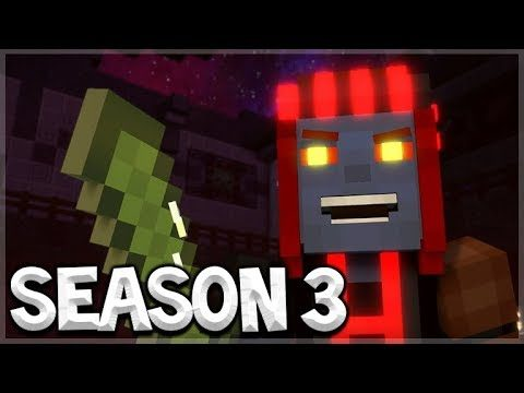 Minecraft Story Mode – SEASON 3 – Jesse & Petra's Adventures!