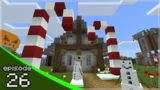 Minecraft Xbox – Soldier Adventures Season 3 – The Christmas Spirit! Episode 26