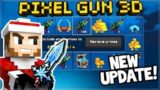 NEW 13.1.0 AMAZING CHRISTMAS UPDATE! FORT SIEGE GAMEMODE & NEW WEAPONS! Pixel Gun 3D