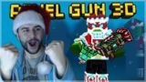 NEW UPDATE RELEASED EARLY! CHRISTMAS WEAPONS, ARMOR & NEW MAPS! | Pixel Gun 3D