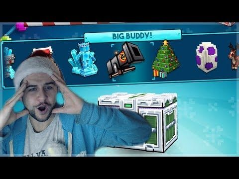 OMG!! WE OPENED SO MANY CHEST! CHRISTMAS SUPER CHEST OPENING!! | Pixel Gun 3D