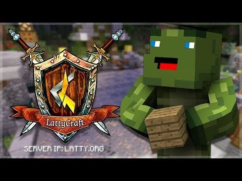 TIME TO BECOME THE RICHEST MINER!! LattyCraft (Minecraft Miners Game-mode)