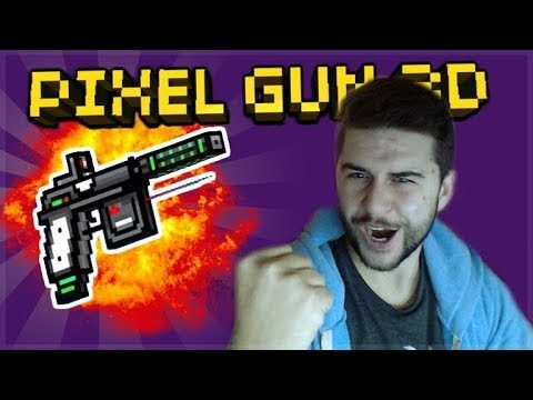 WE CRAFTED THE BEST BACK UP WEAPON!!! SPECIAL AGENT IS OP! Pixel Gun 3D