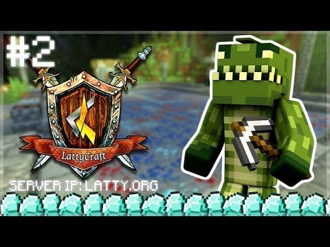 WE FINALLY HAVE 1 MILLION DOLLARS!! LattyCraft Episode 2 (Minecraft Miner Game-Mode)