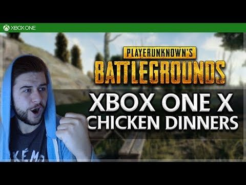 [XBOX ONE X] PLAYERUNKNOWN'S BATTLEGROUNDS SOLOS/DUOS!