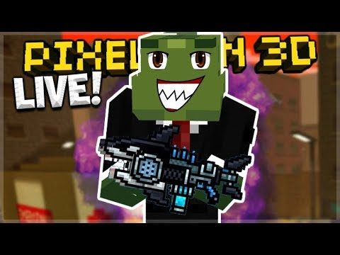 LIVE NOW – SUBSCRIBER BATTLES & TRYING YOUR WEAPON CHOICES! | Pixel Gun 3D