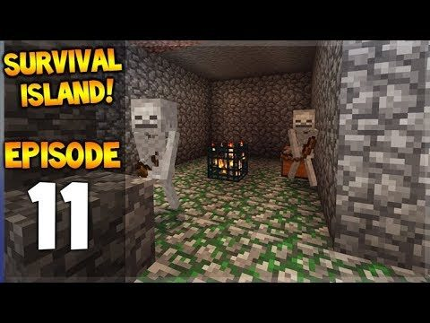 Minecraft Pocket Edition – Survival Island – The Best Mining Ever!! Episode 11